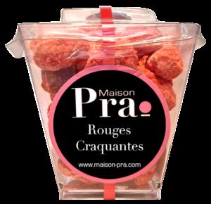 Nos produits - Maison Pra - Pralines Rouges