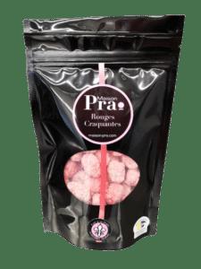 Nos produits - Maison Pra - Praline Rouge Craquante Produits