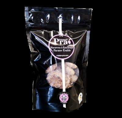 Boutique en ligne - Maison Pra - Macarons Pacane Érable